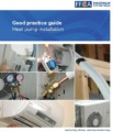 Icon of EECA's heat pump installation guide